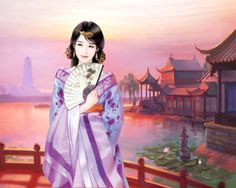 Ancient Chinese Beauty (214)