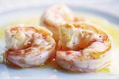 Shrimp with Orange Beurre Blanc Recipe | Simply Recipes