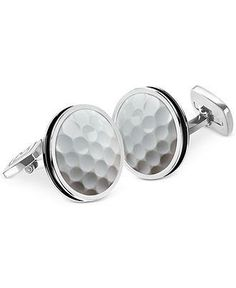M-Clip golf ball cuff links — for the style pro