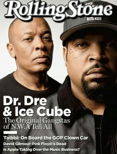 dr. dre & ice cube