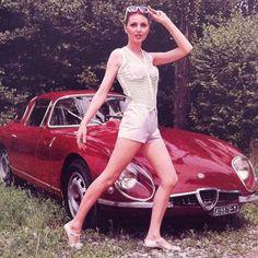 Alfa Romeo Giulia Zagato, 1965