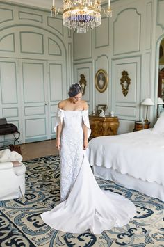 Casamento real, Vogue, Chanel Dror's Wedding, Châuteau in the L