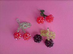 Colgantes cherry cherry!!