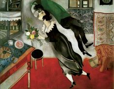 Chagall, Compleanno