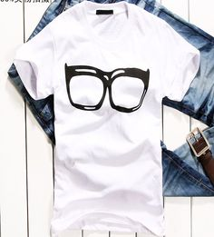 * With high quality and popularity  * Extremely fashion, and eye-catching,  * Soft and comfortable to wear and touch  * Material: Cotton   * Color:  ,   white,   * Size: S, M ,L, XL, 2XL, 3XL  Note: please leave us message with the size you want