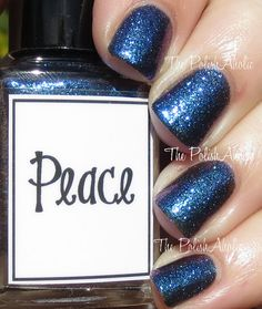 The PolishAholic: Whimsical Ideas by Pam Holiday 2015 Collection Swatches & Review