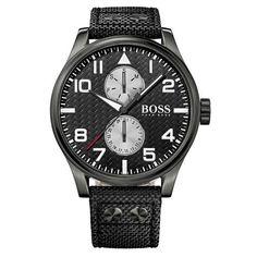 Reloj Hombre Hugo Boss 1513086 (50 mm) - NASHOOP
