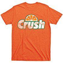 Orange Crush Vintage Licensed T-Shirt | Poly Cotton Blend | Classic Look
