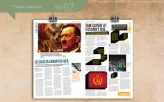 Referans gazete tasarımı
