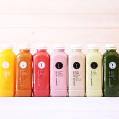 Get JUICEY • Pressed Juices - Positively Life Changing