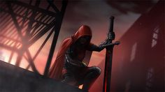 Marvel Contest of Champions Guillotine Comic