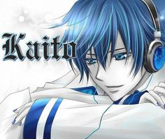 i wonder why kaito has so many admirers... he's only seems hot in this image!