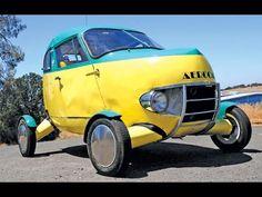 Molton Taylor Aerocar  1949