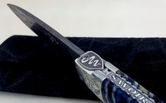 Lame Damas, Custom Knives, Blacksmithing, Antiques, Embellishments, Weapons, Hobbies, French, Art