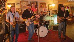 Music rocks the Easy Street Lounge.