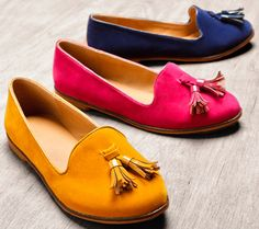 Would You Wear the New Jewel Tone 'Modern' Loafer from ShoeDazzle?