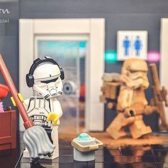 """Damn it but I just finished washing!""  Congratulations to the LEGO HUB Photographer of..."