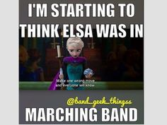 Elsa marching band