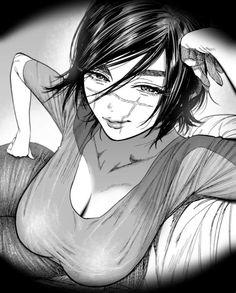 Anime Girl Hot, Manga Anime Girl, Anime Love, Character Art, Character Design, Anime Furry, Anime Sketch, Dark Anime, Manga Comics