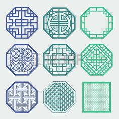 korean patterns and symbols - Google Search