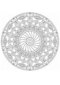 Detailed Coloring Pages Find This Pin And More