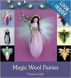Magic Wool Fairies: Christine Schafer: 9780863158261: Amazon.com: Books