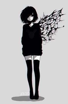 Touka Kirishima - Tokyo Ghoul
