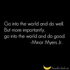 Do Good. Amen. #inspiration #quotes