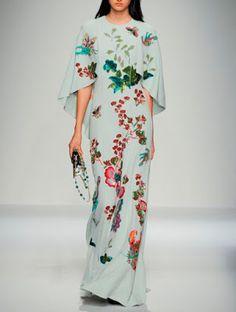Efeito Agulha: sofisticação, glamour, alta costura