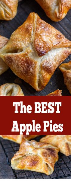 Incredible pies that are made with just 5 ingredients. I love the flavors of apples and flaky outside . Incredible pies that are made with just 5 ingredients. I love the flavors of apples and flaky outside . Apple Desserts, Apple Recipes, Easy Desserts, Fall Recipes, Delicious Desserts, Yummy Food, Pie Dessert, Dessert Recipes, Pumpkin Dessert