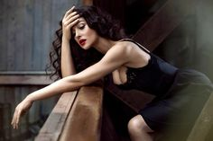 Woman Crush Wednesday: Monica Bellucci - Style Inspiration, Quotes and more!