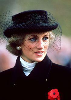 Princess Diana 1988