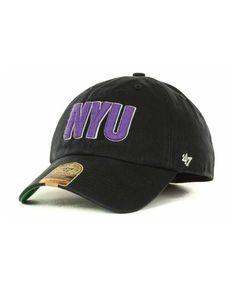 47 Brand New York University Bobcats Franchise Cap Caps Hats 2a35eb23b821