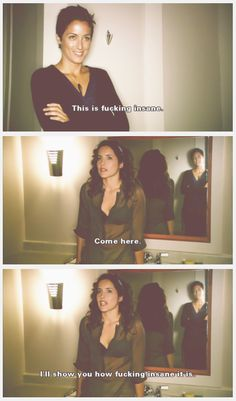They were such a good couple Rachel Shelley, The L Word, Love And Lust, Long Lashes, Best Couple, Woman Crush, Tight Dresses, Sexy Outfits, Favorite Tv Shows