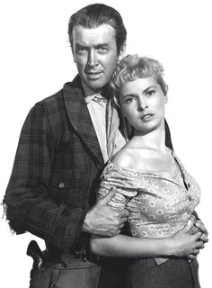 Jimmy Stewart Tony Curtis, Jamie Lee Curtis, Westerns, Classic Hollywood, Old Hollywood, Hollywood Icons, Hollywood Actresses, Janet Leigh, Western Movies