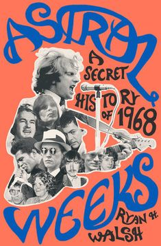"Read ""Astral Weeks A Secret History of by Ryan H. Walsh available from Rakuten Kobo. A mind-expanding dive into a lost chapter of featuring the famous and forgotten: Van Morrison, folkie-turned-cult-. Books You Should Read, Books To Read, Timothy Leary, Van Morrison, The Secret History, James Brown, Penguin Random House, Folk Music, Music Lovers"