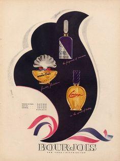 Bourjois parfums, 1943