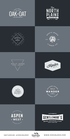 Vector Badge Templates For Designing Logosfree Tale Tellers - Free modern logo templates
