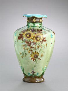 Theodore Deck Vase