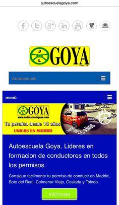 Descubre nuestra #NUEVA #WEB. www.aegoya.com