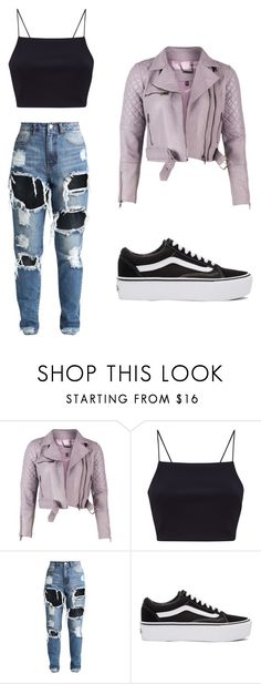 """29.03.2018"" by kacis-kacis on Polyvore featuring VIPARO and Vans"