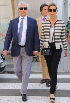 Isabel Preysler + Mario Vargas Llosa