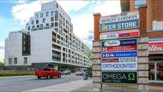 #521-1100 Kingston Road, Toronto Under Counter Microwave, Beer Store, Photography Tours, Rooftop Terrace, Kingston, Ontario, Toronto, Real Estate, Roof Deck