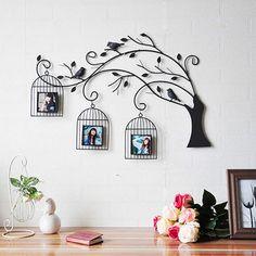 Resultado de imagen para adornos de pared hechos con alambre