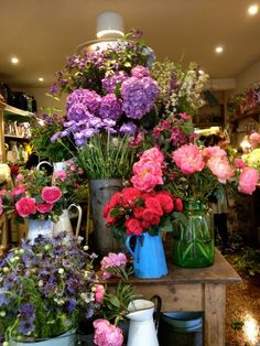 Scarlet And Violet Florist in London