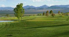 Toana Vista Golf Course, Wendover, Nevada