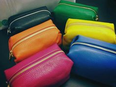 Rabeanco Wash Bags, Makeup Kit, My Bags, Leather Bag, Wallets, Zip Around Wallet, Coin Purse, Travel, Bags