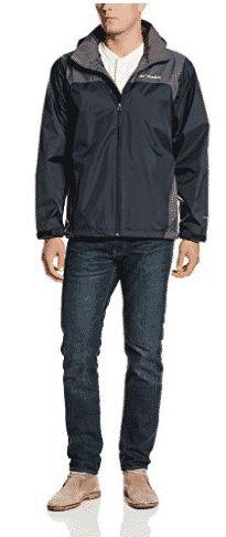 Columbia Men's Glennaker Lake Front-Zip Rain Jacket with Hideaway Hood Lake Front, Look Good Feel Good, Columbia Jacket, Hooded Jacket, Rain Jacket, Zip, Jackets, Diving, Coloring Books