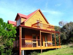 Find your perfect accommodation choice in Apollo Bay with Stayz. The best prices, the biggest range - all from Australia's leader in holiday rentals. Apollo Bay, Cottage, Australia, Cabin, House Styles, Holiday, Home Decor, Vacations, Decoration Home