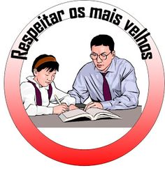 Eu Amo O Ministério Infantil: Regrinhas de Comportamento